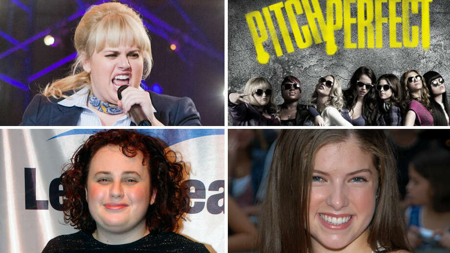 "Get ready for ""Pitch Perfect 2"" with a look at Rebel Wilson, Anna Kendrick and the rest of the cast, and what they were doing before they became famous, big-screen, musical stars. And get a peek at the new trailer and see which big stars are joining the sequel.  Photo: Getty Images"