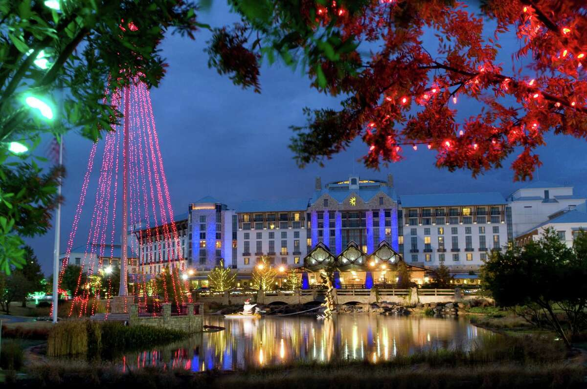 No. 29 : Gaylord Texan Resort & Convention Center Where: 1501 Gaylord Trail in Grapevine, Texas.