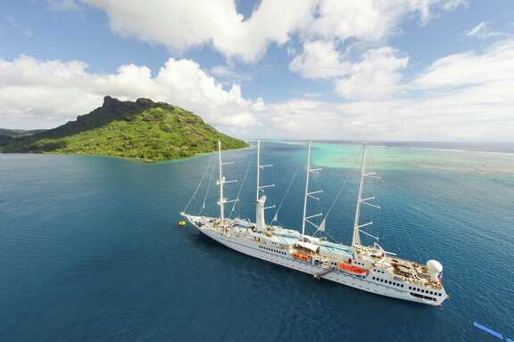 Windstar Cruises is offering Tahiti voyages all year, starting in May.