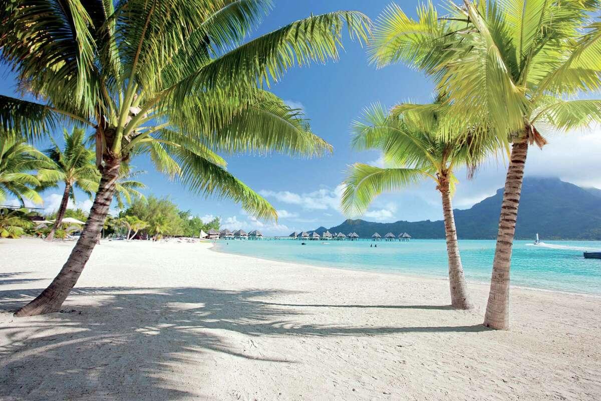 Windstar Cruises' Tahiti voyages stop in Bora Bora.