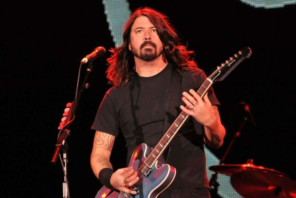 Dave Grohl of the Foo Fighters created and directed