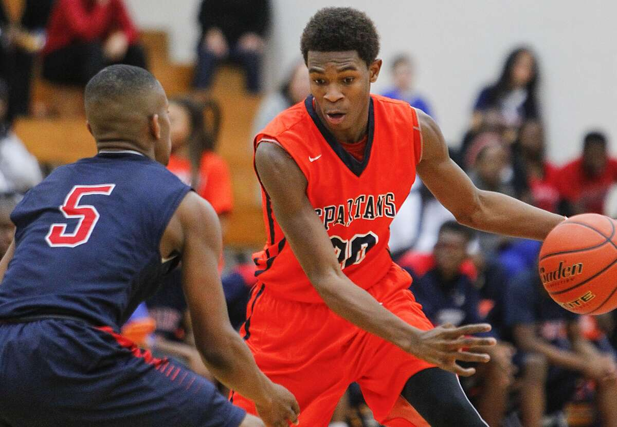 Seven Lakes' Cameron McGusty and the Spartans are focused on another title.