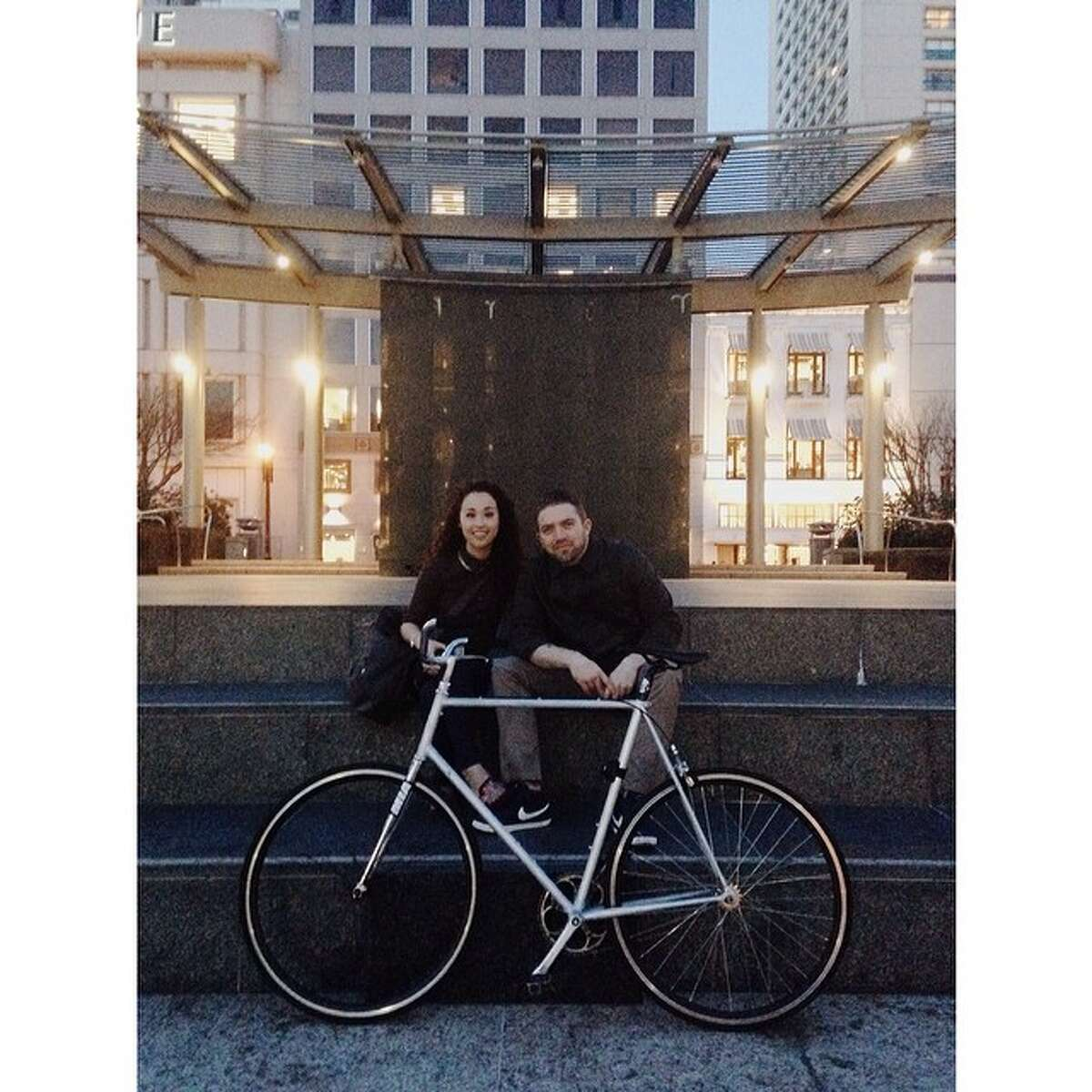 Ben Schwartz, a 31-year-old Tenderloin resident who was stabbed and seriously wounded when he tried to stop a man from harassing his girlfriend on Saturday, Nov. 15, 2014, had gone out of his way to help a Chronicle freelance photographer get back his stolen bicycle just months earlier.