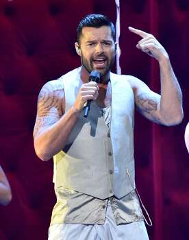 Ricky Martin: Latin musician Ricky Martin will be livin' la vida loca in Houston... for a few hours, anyway. The pop star recently announced he's kicking off a world tour with a scheduled stop in the Bayou City on Sept. 30 at Toyota Center. Tickets go on sale Feb. 20. Photo: Kevin Winter, WireImage