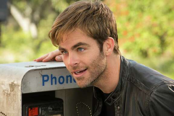 """Chris Pine plays Rex Hanson in the comedy """"Horrible Bosses 2,"""" which opens today. Pine relishes roles that keep audiences guessing."""
