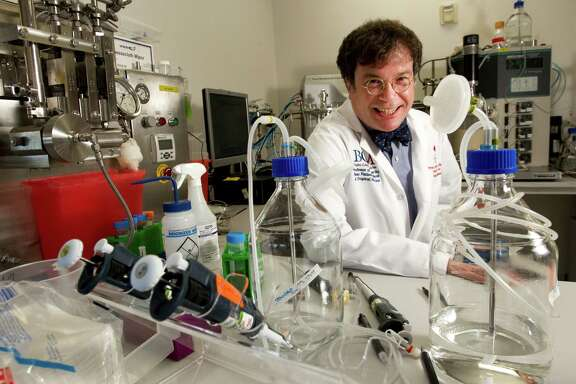 Dr. Peter Hotez, president of the Sabin Vaccine Institute and founding dean of the School of Tropical Medicine at Baylor College of Medicine, is leading the Baylor effort, unique in the U.S., to develop vaccines and treat neglected tropical diseases. ( Brett Coomer / Houston Chronicle )