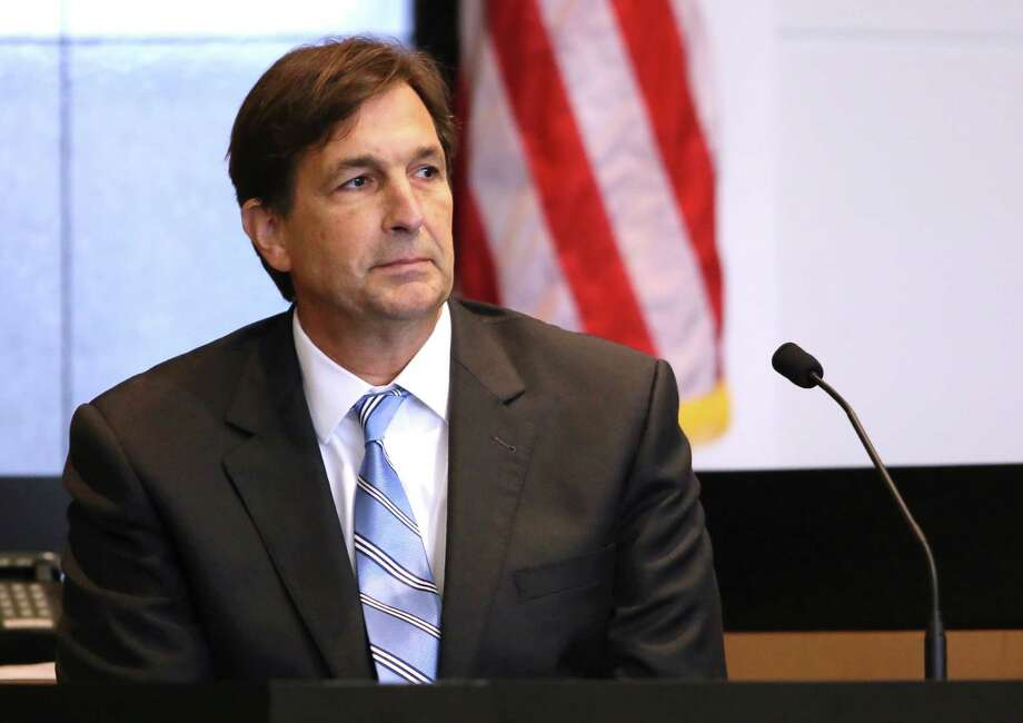 John Goodman testifies on the tenth day of his retrial Wednesday, October 22, 2014. Goodman is charged with DUI manslaughter in the death of Scott Wilson. (Lannis Waters / The Palm Beach Post) / The Palm Beach Post