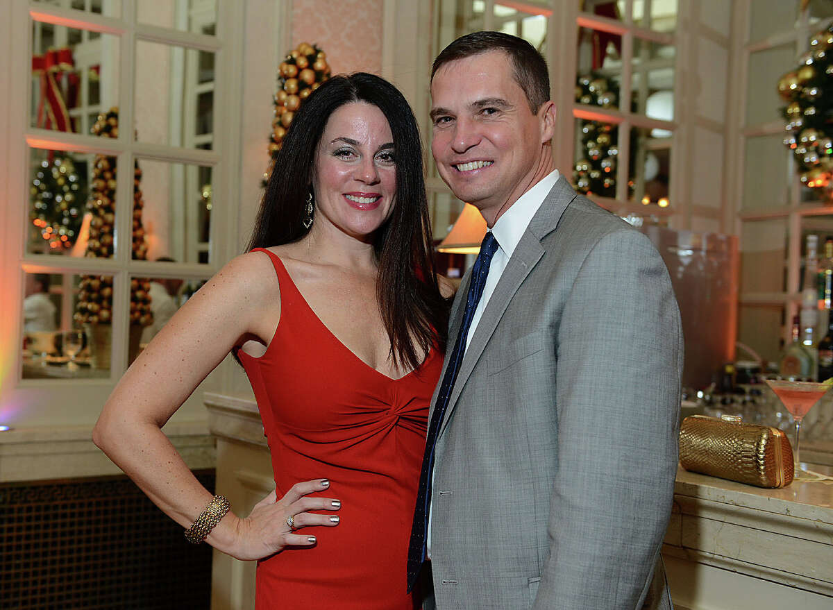 Were you Seen at St. Peter's Hospital Foundation's 16th Annual Holiday Kickoff at the Franklin Plaza Ballroom in Troy on Friday, Nov. 21, 2014?
