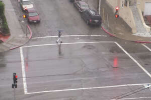 Rain hits Bay Area but not expected to last - Photo