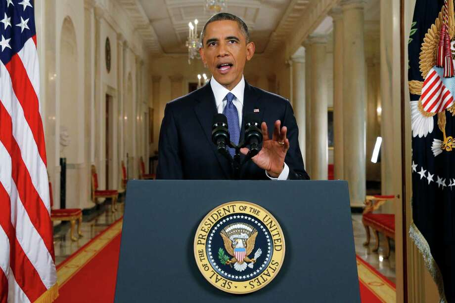 With his action, President Barack Obama has called critics' bluff. Photo: Jim Bourg, POOL / Reuters Pool