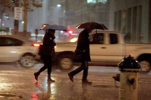 Bay Area to see rain this weekend - Photo