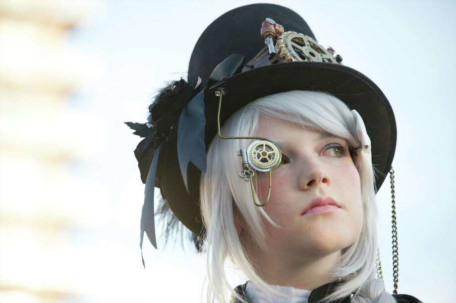Steampunk Hana Photo: Denise Taylor, Getty Images / This image is subject to copyright.