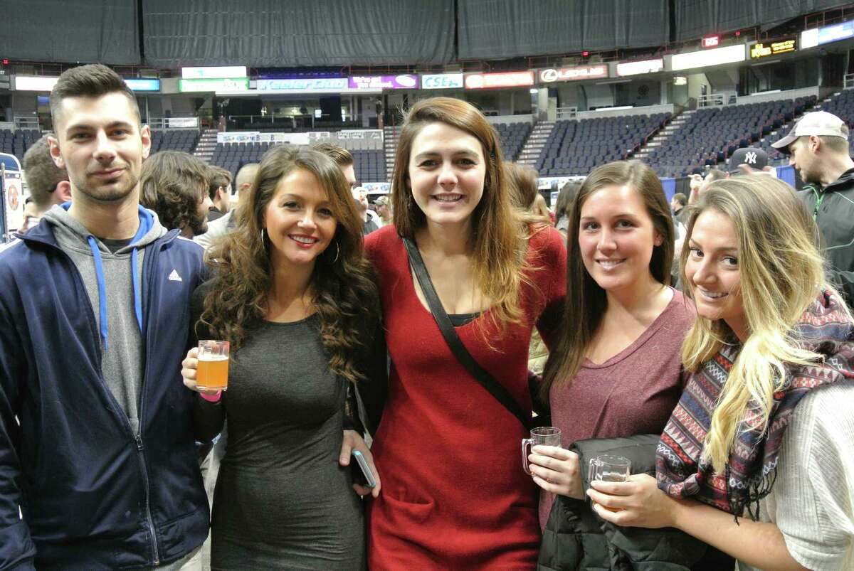 Were you Seen at the Turkey Tap Craft Beer Festival at the Times Union Center in Albany on Saturday, Nov. 22, 2014?​
