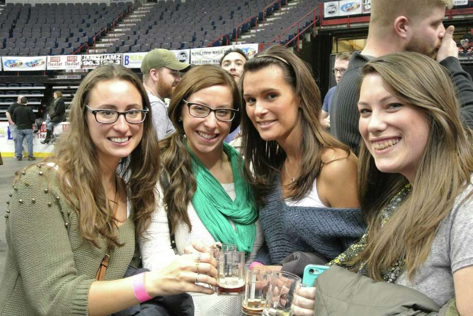 Were you Seen at the Turkey Tap Craft Beer Festival at the Times Union Center in Albany on Saturday, Nov. 22, 2014?​ Photo: Deanna Fox