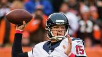 Known for his cannon-like arm, Texans quarterback Ryan Mallett impressed his teammates last weekend with his football smarts.