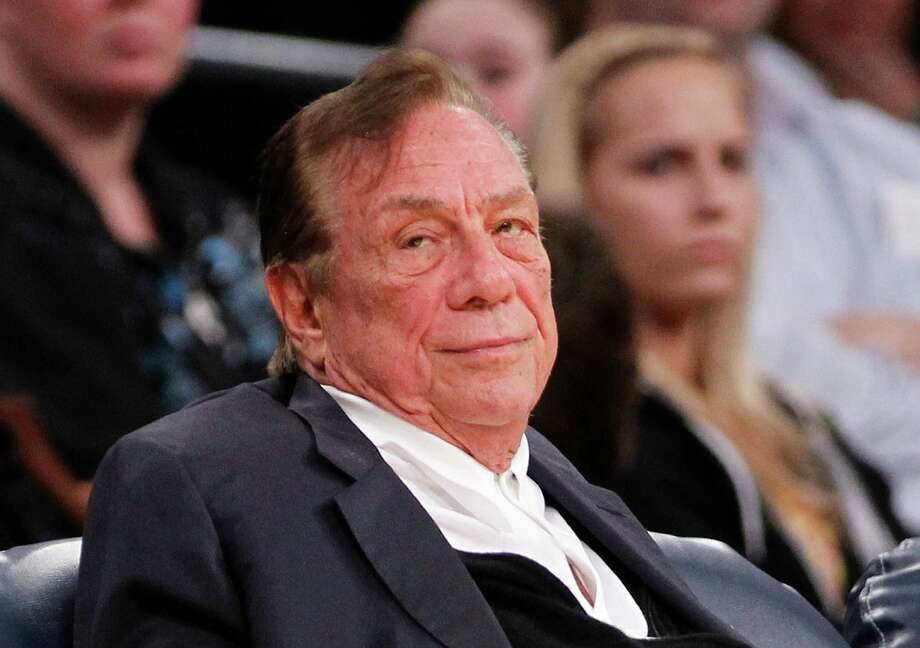 FILE - In this Dec. 19, 2011 file photo, Los Angeles Clippers owner Donald Sterling watches the Clippers play the Los Angeles Lakers during an NBA preseason basketball game in Los Angeles. The future of the Clippers is closer to decision as testimony resumes Monday, July 21, 2014,  in a probate trial over whether a deal negotiated by Donald Sterling's estranged wife to sell the team for $2 billion is authorized under a Sterling family trust.  (AP Photo/Danny Moloshok, File) Photo: Danny Moloshok, FRE / FR161655 AP