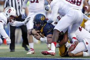 Pac-12 says 2 Big Game TD calls shouldn't have been overtuned - Photo