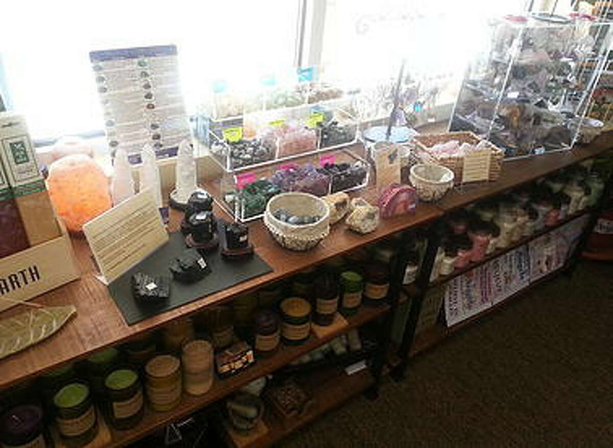 Among Angels Metaphysical Center in Halfmoon offers a variety of unique gift ideas, including books, crystals, gemstones, a wide range of angel theme products, calendars, sterling silver jewelry, hand crafted soaps; as well as unique greeting cards and gift ware. Gift cards are available. Visit Web site.