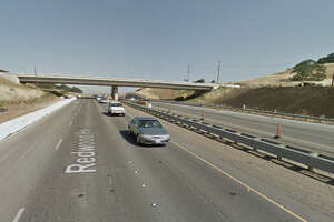 Two drivers die in wrong-way crash on Highway 101 in Novato - Photo