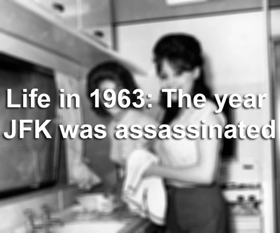 Life in 1963: The year Kennedy was assassinated. Photo: File Photo