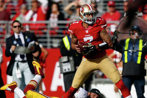4th-quarter TD drive lifts 49ers over Washington - Photo