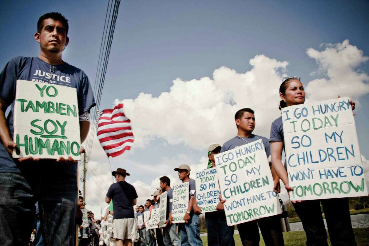 Farmworker rights Cesar Chavez would be proud: The