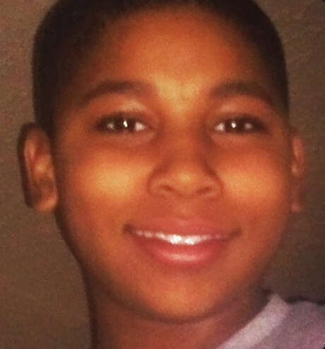 In an undated handout photo, Tamir Rice, a 12-year-old boy who died on Nov. 23, 2014, a day after an officer shot him outside a recreation center. The two officers involved in the shooting, which occurred after Rice reached for a weapon that turned out to be a fake pistol, have been placed on leave. (Handout via The New York Times) -- NO SALES; FOR EDITORIAL USE ONLY WITH STORY SLUGGED OHIO POLICE SHOOTING BY EMMA G. FITZSIMMONS. ALL OTHER USE PROHIBITED. Photo: HANDOUT, HO / HANDOUT