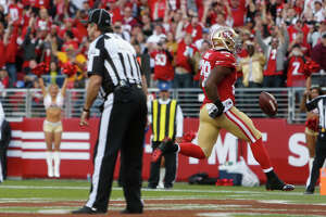 49ers rookie Carlos Hyde delivers winning score - Photo
