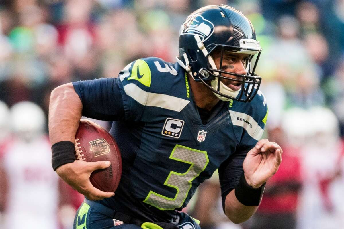 Seahawks vs Cardinals: The last five timesNov. 23, 2014:Cardinals 3, at Seahawks 19 Russell Wilson passed for just 211 yards while being sacked seven times by a tough Cardinals defense, but he added 79 on the ground in a slugfest. Steven Hauschka was 4-for-5 on field goal attempts, and tight end Cooper Helfet scored the game's lone touchdown on a 20-yard reception late in the third quarter. Defensive end Cliff Avril had 1.5 sacks on Arizona quarterback Drew Stanton, while cornerback Byron Maxwell tallied his second interception on the season.