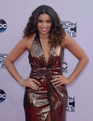 Jordin Sparks captures the disco look in the best way possible. Photo: C Flanigan, Getty Images / 2014 C Flanigan