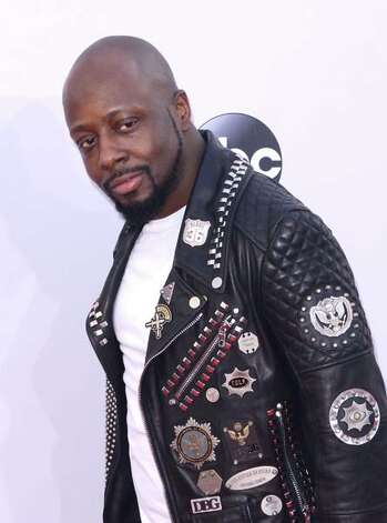 Wyclef Jean has a lot of flair. Photo: C Flanigan, Getty Images / 2014 C Flanigan