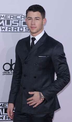 Nick Jonas is aging well. Photo: C Flanigan, Getty Images / 2014 C Flanigan