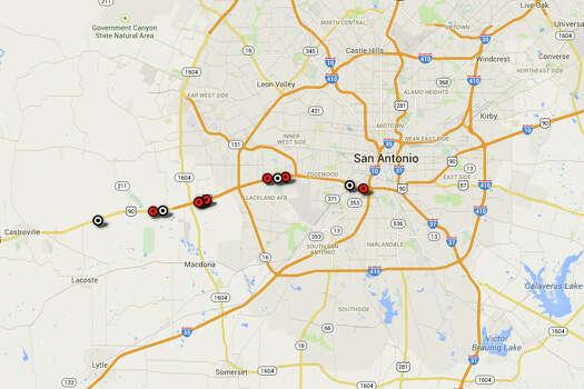 Police Road Rage Led To I 35 Shooting San Antonio