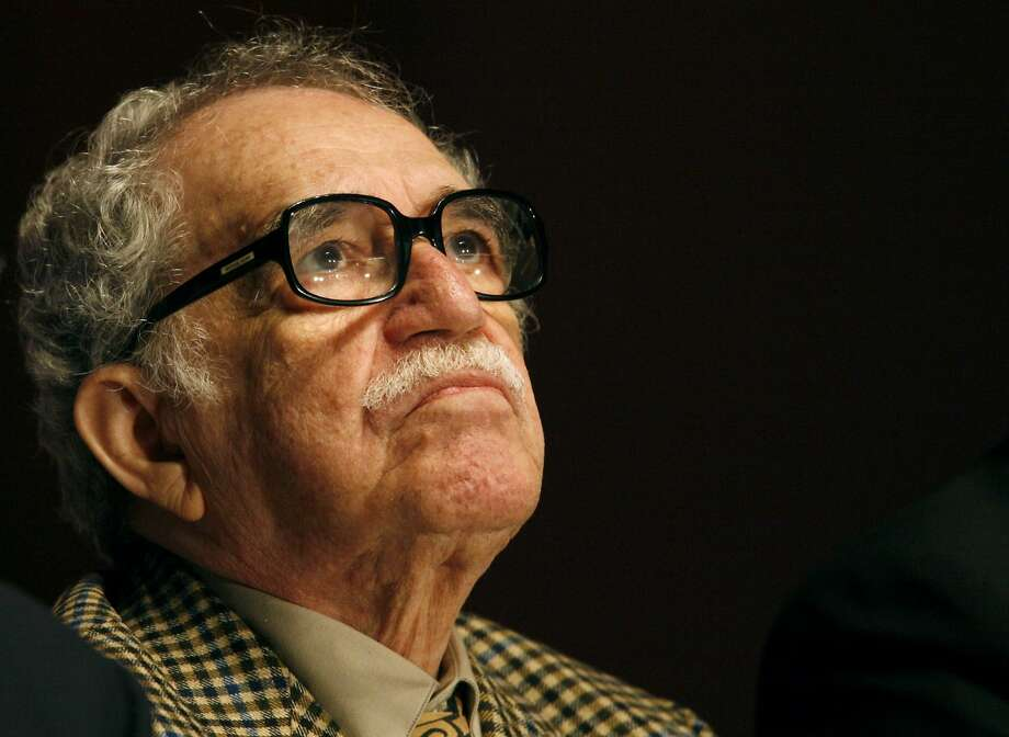 "Garcia Marquez, the Colombian author whose beguiling stories of love and longing brought Latin America to life for millions of readers and put magical realism on the literary map, died on April 17, 2014. He was 87. Known affectionately to friends and fans as ""Gabo"", he is arguably Latin America's best-known author and his books have sold in the tens of millions. He was also known for his high-ranking Latin American connections and a colorful personality. Keep clicking to see some examples of this.  Photo: Tomas Bravo, Reuters"