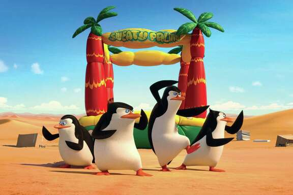 """""""Penguins of Madagascar"""" has enough slapstick for the kids and enough wisecracks for adults to be a winner."""