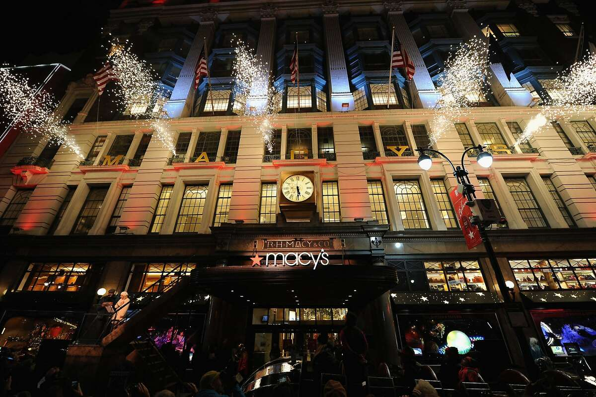 General view of atmosphere during Macy's Herald Square 2014 Christmas Window Unveiling Spectacular at Macy's Herald Square on November 20, 2014 in New York City.