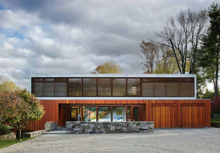 "The book ""Midcentury Houses Today"" focuses on 16 houses in New Canaan, Conn., to tell the story of the town's modern architecture. Photo: Contributed Photo, Contributed / New Canaan News Contributed"