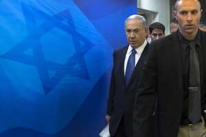 "Israel puts hold on ""Jewish state"" legislation - Photo"