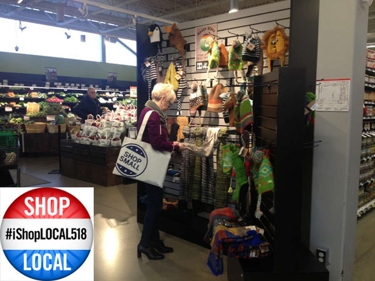 Capital Region local businesses give shoppers an opportunity to find holiday deals and some unique gift ideas they might not come across at some of the bigger stores. Click through the slideshow to see what some local businesses who are participating in the Times Union's Shop Local program, like Honest Weight Food Co-op, have to offer.