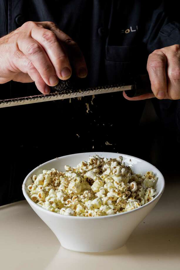 Truffled popcorn at La Folie Lounge. Photo: Jason Henry / Special To The Chronicle / ONLINE_YES