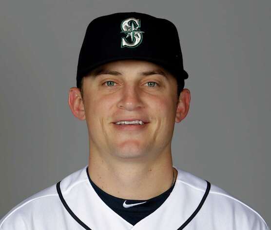 FILE - This is a 2014, file photo showing Kyle Seager of the Seattle Mariners baseball team. A person with knowledge of the deal says the Seattle Mariners and All-Star third baseman Kyle Seager have agreed to a $100 million, seven-year contract.  The person spoke to The Associated Press on Monday, Nov. 24, 2014,  on the condition of anonymity because the deal is pending a physical.  (AP Photo/Tony Gutierrez, File) ORG XMIT: NY171 Photo: Tony Gutierrez / MLBPV AP