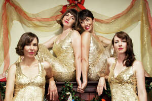 Album review: The Living Sisters, 'Harmony Is Real' - Photo