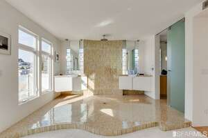 A $2.8-million Glen Park condo with the craziest master bathroom ever - Photo