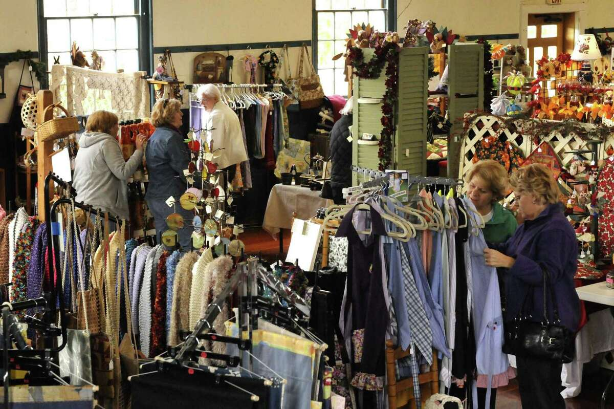 Looking for something unique you can't find in the store? Try the Shaker Christmas Craft Fair. When: Now through Dec. 20 (closed Sundays). Where: Shaker Site, off Heritage Lane near Albany Airport. Learn more.