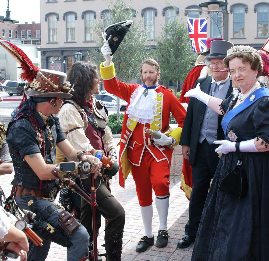 Dickens on The Strand will grace the streets of Galvestoné¢  s historic Strand district Dec. 6-8.