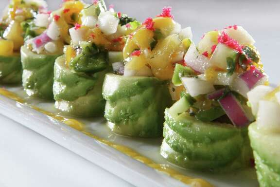 Get special pricing on sushi rolls and other appetizers at RA Sushi on Black Friday.