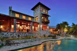 1224 River Mountain Ranch in Wimberley is up for sale at $2.8 million. The sprawling country home that sits on a 12.39 acre lot includes four to six bedrooms, 3 full bathrooms and an infinity pool among other features. Source: HAR.com