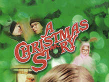 """Greenwich Library's Kate Petrov has a number of holiday classics she says are just perfect to watch at this time of the year, including """"A Christmas Story."""""""