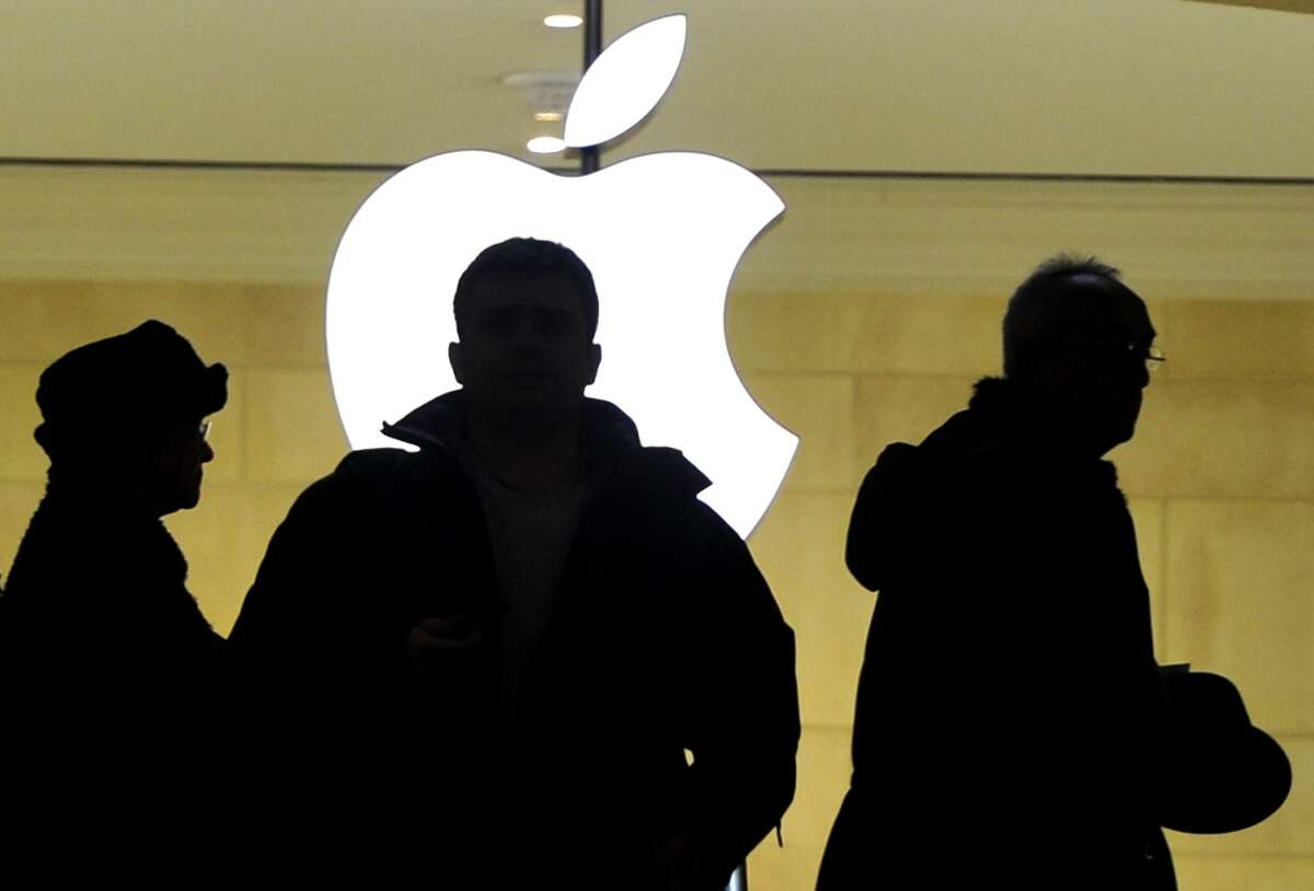 Apple, by far the world's most valuable company, continues to see strong sales of its products. On Tuesday, its market value briefly topped $700 billion.