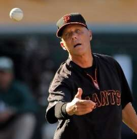 Tim Flannery was a second baseman for 11 seasons with the Padres, then the